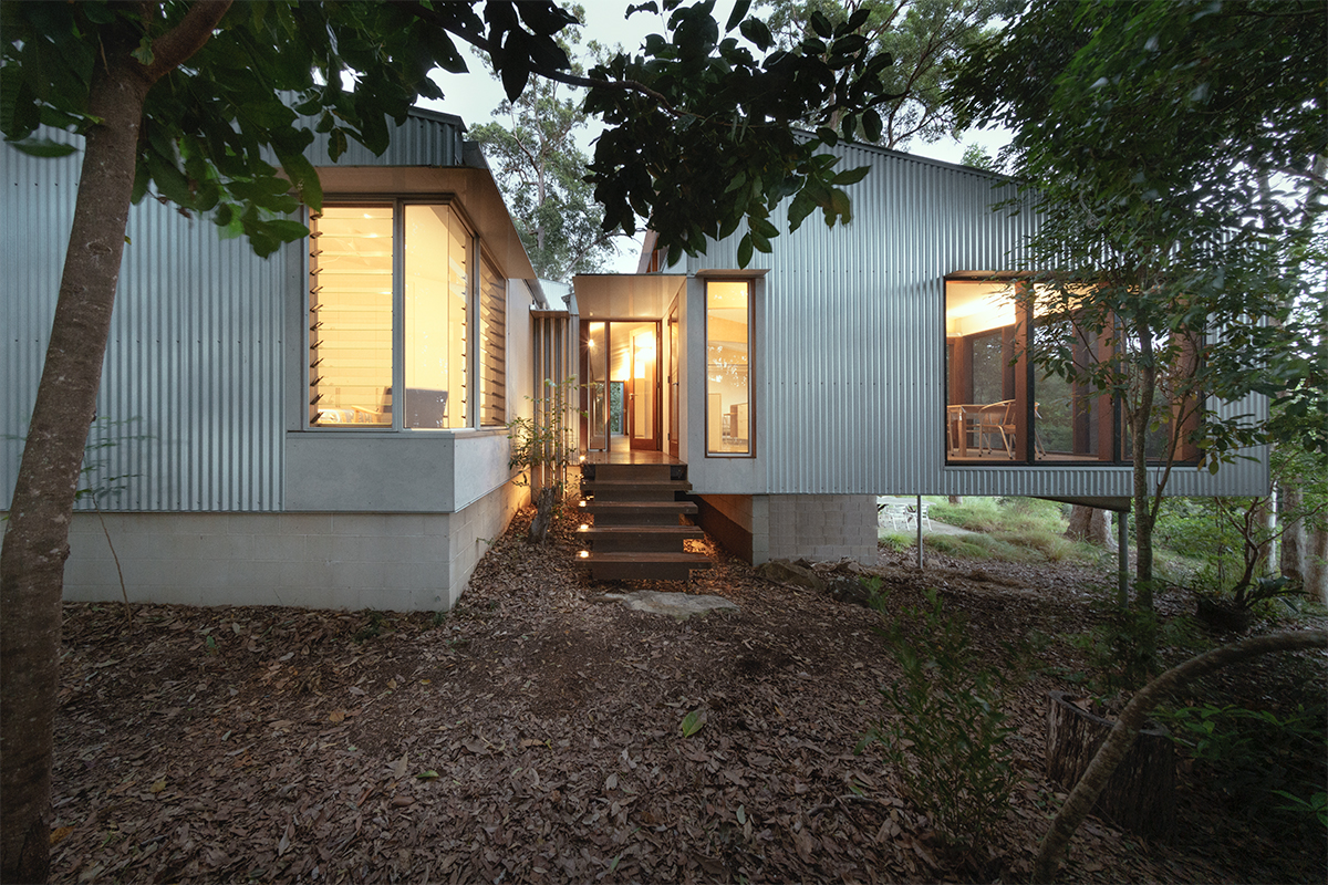 Builders of eco homes Queensland AU